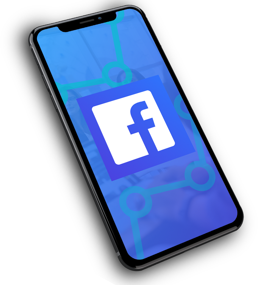 CS Group Facebook Ads Iphone Mockup